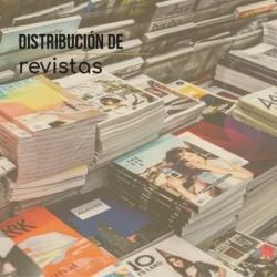 Distribución  de Revistas...
